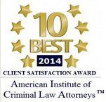 Philadelphia Criminal Lawyer Brian Fishman | 10 Best American Institute of Criminal Law Attorneys