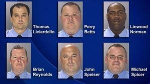 Former Philadelphia Narcotics Officers Federally Indicted