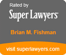 Philadelphia Criminal Lawyer Brian Fishman | Super Lawyers