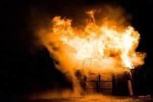 Arson Accusation